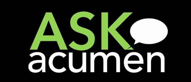 Ask Acumen Logo