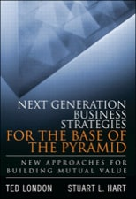 Click to read Jacqueline Novogratz and Robert Kennedy's Chapter in Next Generation Business Strategies for the Base of the Pyramid
