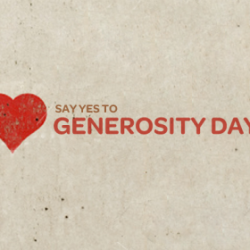 generosity day heart
