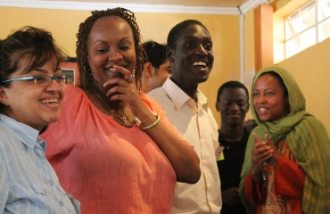 East Africa Regional Fellows