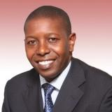 Amos Kibata UHEAL CEO