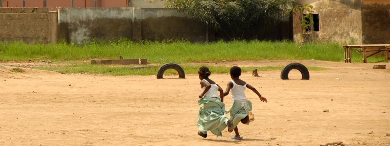 west africa running