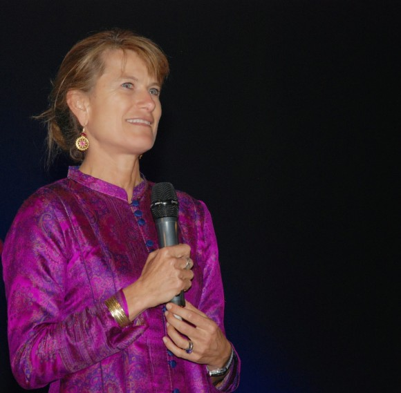 Jacqueline Novogratz discusses what choosing a life of impact means to her.