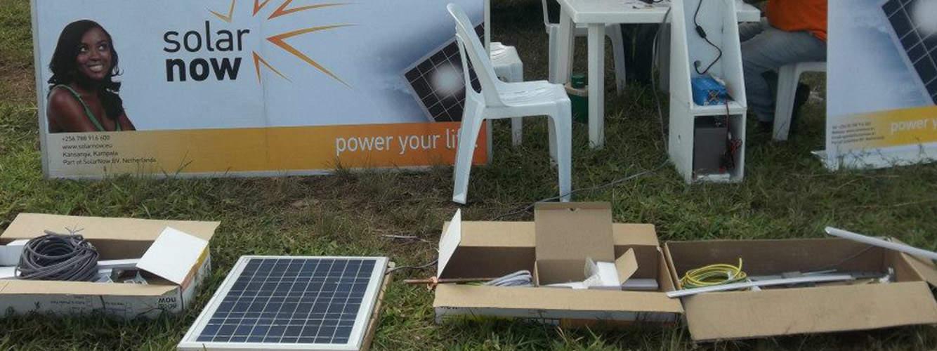 Solar Now 1