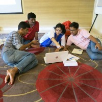 Manjushree Girdhari Prerak Ram Floor