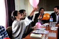 PK Fellows - Balloon Activity